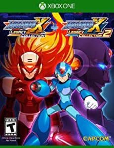 Mega Man X Legacy Legacy Collection 1 & 2 (Xbox One)