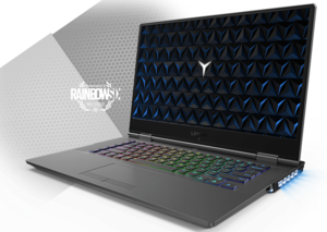 Lenovo Legion Y730 17 Customizable Core i5-8300H, GeForce GTX 1050 Ti, 1050p IPS, 8GB RAM, 1TB HDD