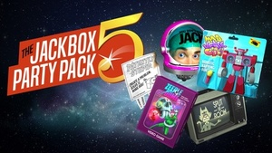 The Jackbox Party Pack 5 (PC Download)