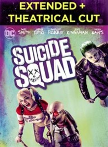 Suicide Squad Extended Cut + Theatrical Version (Digital HD)