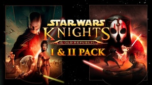 Star Wars: Knights of the Old Republic I & II Pack (PC Download)