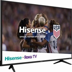 Hisense 65R6070E 65-inch 4K HDR Roku Smart TV