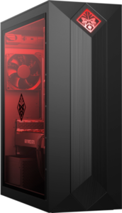 HP Omen Obelisk 875-0060 Desktop Core i7-8700, GeForce GTX 1070, 16GB RAM, 1TB HDD + 256GB SSD (Refurbished)