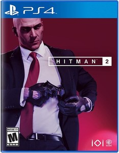 Hitman 2 (PS4) - Pre-owned