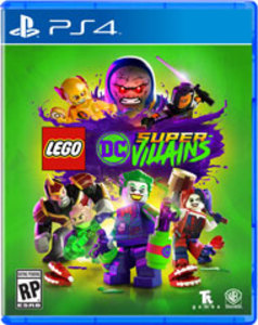 LEGO DC Super-Villains (PS4) - Prime Required