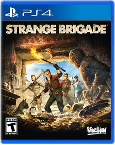 Strange Brigade (PS4) - Pre-owned