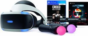 PlayStation VR CREED: Rise to Glory + Superhot VR Bundle