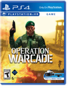 Operation Warcade (PSVR)