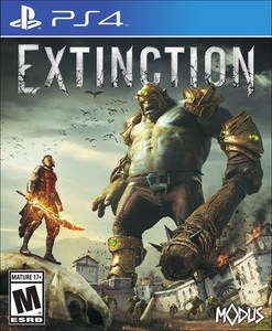 Extinction (PS4 Download) - PS Plus Required