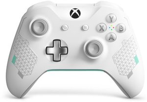 Xbox One Wireless Controller (Sport White)