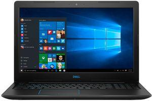 Dell G3 15 Gaming, Core i7-8750H, GeForce GTX 1050 Ti, 16GB RAM, 256GB SSD + 1TB HDD