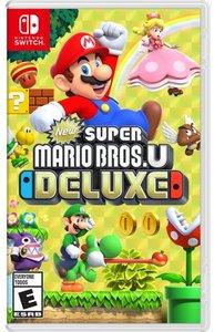 New Super Mario Bros. U Deluxe (Nintendo Switch Download)