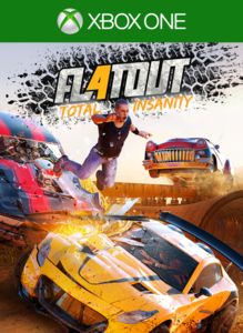 FlatOut 4: Total Insanity (Xbox One) - Pre-owned