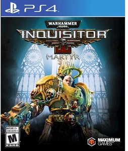Warhammer 40,000: Inquisitor - Martyr (PS4 Download) - PS Plus Required