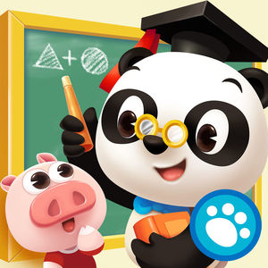 Dr. Panda School iPhone/iPad App
