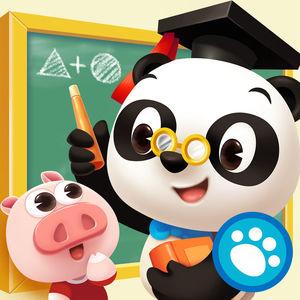 Dr. Panda School iPhone/iPad App