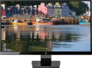HP 27w 27-inch IPS LED Monitor