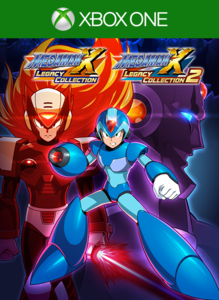 Mega Man X Legacy Collection 1+2 (Xbox One Download)
