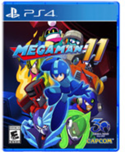 Mega Man 11 (PS4) - Pre-owned