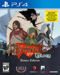 Banner Saga Trilogy Bonus Edition (PS4)