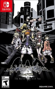The World Ends With You: Final Remix (Nintendo Switch) - Pre-owned