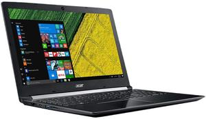 Acer Aspire 5 Core i7-8550U, GeForce MX150, 8GB RAM, 128GB SSD + 1TB HDD
