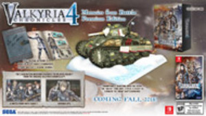 Valkyria Chronicles 4: Memoirs From Battle Edition (Nintendo Switch)