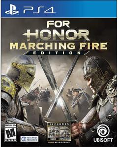 For Honor Marching Fire Edition (PS4)
