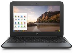 HP Chromebook 11 G4 Celeron N2840, 4GB RAM, 16GB SSD (Refurbished)