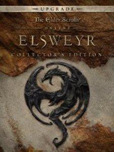 The Elder Scrolls Online: Elsweyr Digital Collector's Edition Upgrade (PC Download)