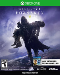 Destiny 2: Forsaken (Xbox One Download) - Gold Required