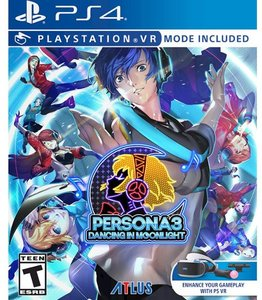 Persona 5: Dancing in Moonlight Day One Edition (PS4)