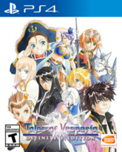 Tales of Vesperia: Definitive Edition (PS4) - Pre-owned