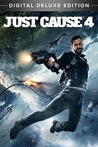 Just Cause 4 Digital Deluxe Edition (Xbox One Download) - Gold Required