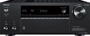 Onkyo TX-NR585 4K HDR A/V Home Theater Receiver