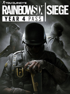 Tom Clancy's Rainbow Six Siege Year 4 Pass (PC Download)