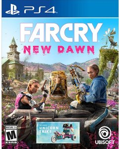 Far Cry New Dawn (PS4) - Pre-owned