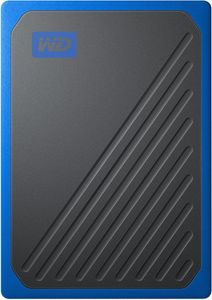 WD My Passport Go 500GB External Solid State Drive
