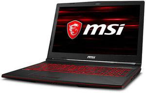 MSI GL63 Core i5-8300H, GeForce GTX 1050, 8GB RAM, 1TB HDD