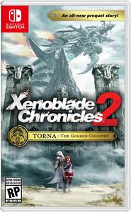 Xenoblade Chronicles 2 Torna The Golden Country (Nintendo Switch)