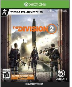 Tom Clancy's The Division 2 (Xbox One Download) - Gold Required