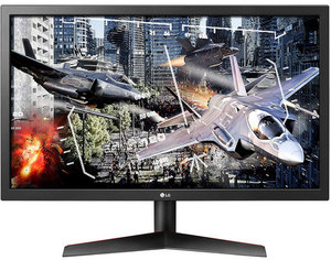LG Ultragear 24GL600F-B 24-inch 1080p FreeSync Gaming Monitor