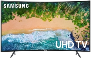 Samsung UN55NU7300 55-inch 4K HDR Smart LED TV