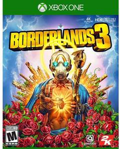 Borderlands 3 (Xbox One) + $10 Gift Card