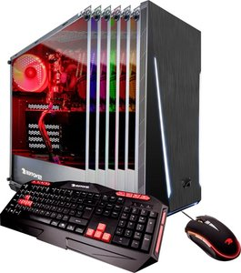 iBUYPOWER BB950 Gaming Desktop, Core i5-8400, GeForce GTX 1060, 8GB RAM, 1TB HDD
