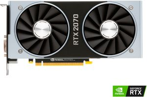 NVIDIA GeForce RTX 2070 Founders Edition 8GB GDDR6 Graphics Card