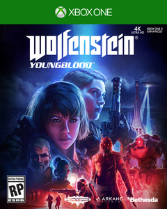 Wolfenstein Youngblood Deluxe Edition (Xbox One Download)