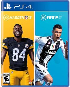 Madden NFL 19/FIFA 19 Bundle (PS4)
