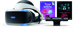 PlayStation VR Trover Saves the Universe + Five Nights at Freddy's Bundle