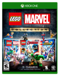 The LEGO Marvel Collection (Xbox One)